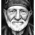 Willie Nelson by Greg Joens