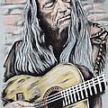 Willie Nelson by Melanie D