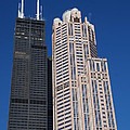 Willis Tower Chicago by Richard Bryce and Family