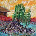 Willow Tree Isle by Stefan Duncan