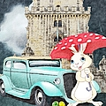 Willy The Wabbit Urrr I Mean Rabbit by Liane Wright