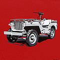 Willys Jeep by Slade Roberts