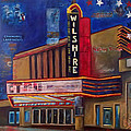 Wilshire Theater by Katrina Rasmussen