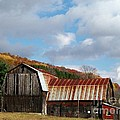 Wilson's Barn by Christian Mattison