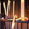 Wilting Candles by Matt Swinden
