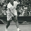 Wimbledon Championships - Second Day..., Althea Gibson In by Retro Images Archive