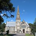 Wimborne Road Cemetery by Chris Day