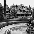 Winchester House - San Jose California by Daniel Hagerman