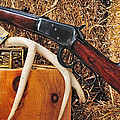 Winchester Model 92 by John Kiss