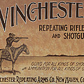 Winchester Sign by Bill Jonas