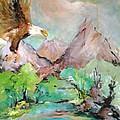 Wind Beneath My Wings by Mary Spyridon Thompson