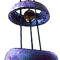 Wind Chime 8 by Sharon Cummings