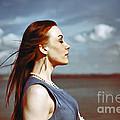 Wind In Her Hair by Craig B