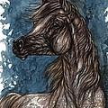 Wind In The Mane by Angel Ciesniarska