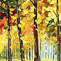 Wind Of Dreams 1 by Leonid Afremov