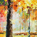 Wind Of Dreams 3 by Leonid Afremov