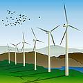 Wind Power by Doug LaRue