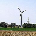 Wind Power by Kay Novy