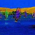 Wind Surf Lessons by Joseph Coulombe