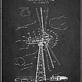Wind Turbine Patent From 1944 - Dark by Aged Pixel
