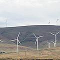 Wind Turbine Power Farm by Jit Lim