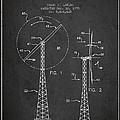 Wind Turbine Rotor Blade Patent From 1995 - Dark by Aged Pixel