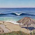 Windansea Beach by Gloria Johnson