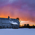 Windham Barn  by Colin A Chase