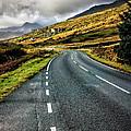 Winding Road by Adrian Evans