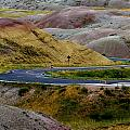 Winding Road by Bill Lindsay