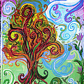 Winding Tree by Genevieve Esson