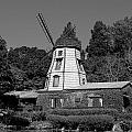 Windmill 3 by Richard J Cassato