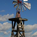 Windmill-5747bb by Gary Gingrich Galleries