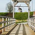 Windmill Bridge by Pati Photography