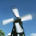 Windmill by Dan Sams/science Photo Library