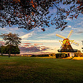 Windmill by Dennis Romano