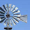 Windmill by Donald  Erickson