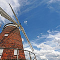 Windmill In The Sky by Gill Billington