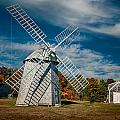 Windmill Number 1 by Fred LeBlanc