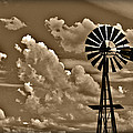 Windmill by Shane Bechler