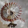 Windmill by Steven  Michael