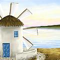 Windmill by Veronica Minozzi