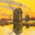 Windmills by Luke Karcz