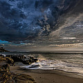 Windnsea Stormy by Peter Tellone