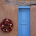 Window And Ristra by Lynn Sprowl
