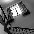 Window And Stairs by Joe Kozlowski