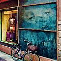 Window In Como by Jennie Breeze