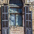 Window In Tel Aviv by Joshua Van Lare
