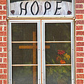 Window Of Hope 2 by James BO Insogna