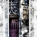 Window Of Renaissance Paris France by Evie Carrier
